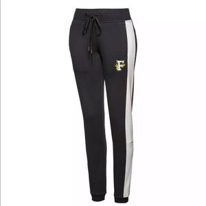 New! Womens Puma by Rihanna Fitted Panel Sweatpant